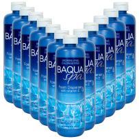 Baqua Spa Foam Disperser with Vitamin E (1 pt) (12 Pack)