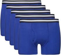 Amazon Brand - find. Men's Cotton Stretch Trunk