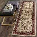 """Safavieh Lyndhurst Collection LNH331A Traditional Oriental Ivory and Red Runner (2'3"""" x 16')"""