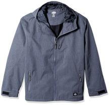 Dickies Men's Waterproof/Breathable Reflective Print Jacket Big