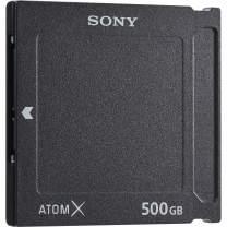 Sony 500GB AtomX SSDmini for Atomos Recorders (SV-MGS50/BT), Black