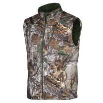 HABIT Men's Big Branch Sherpashell Vest
