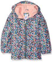 Carter's Girls' Midweight Fleece-Lined Jacket