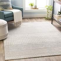 "Artistic Weavers Hana Area Rug, 7'10"" x 10'3"", Silver Grey"