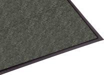 Guardian Golden Series Hobnail Indoor Wiper Floor Mat, Vinyl/Polypropylene, 3'x4', Charcoal