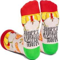 Cute Animal Socks Women, Novelty Llama Goat Dog Unicorn Hen Cat Elk Turkey Cute Socks For Girls