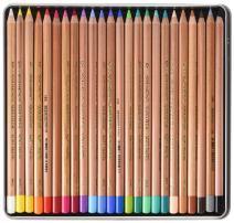Koh-i-noor Gioconda Soft Pastel Pencils, 24 Assorted