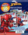Bendon Marvel Spider-Man Mini Coloring Play Pack 41883