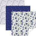 Cricut Patterned Iron On, In Bloom Blue
