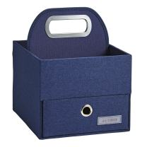 JJ Cole Diaper and Wipes Caddy, Navy