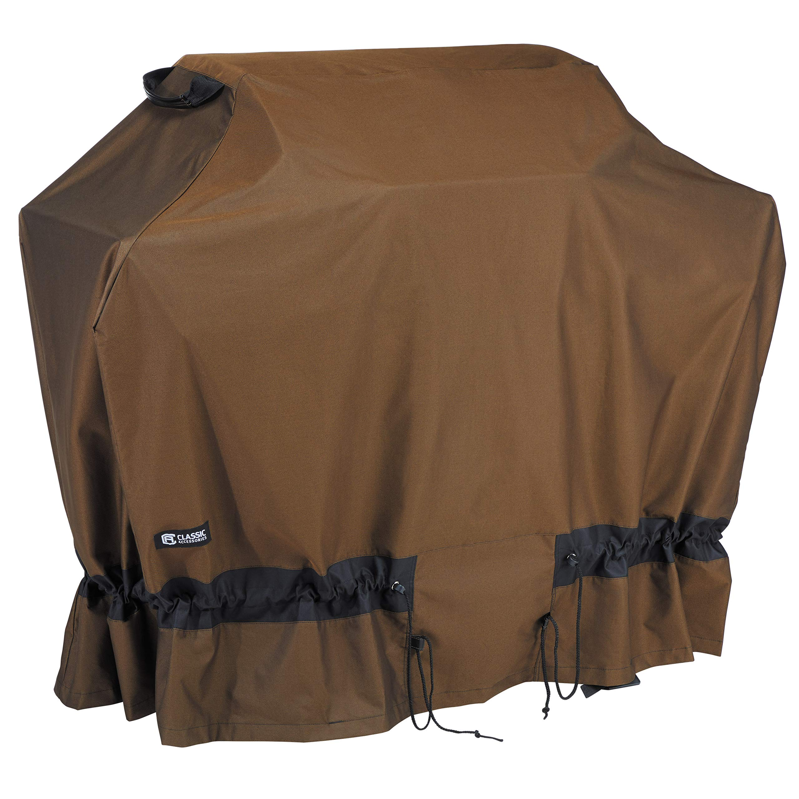 Classic Accessories Elkridge Water-Resistant 58 Inch BBQ Grill Cover