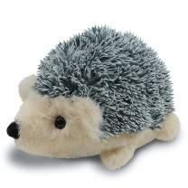 Fluffuns Hedgehog Stuffed Animal - Stuffed Hedgehog Plush Toy, 6 Inch Plush Hedgehog (Gray)