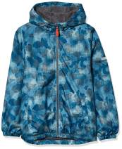 LONDON FOG Boys' Midweight Water Resistant Hooded Jacket