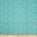 Tommy Bahama Indoor/Outdoor Star Batik Caribe Fabric by The Yard, Carribean