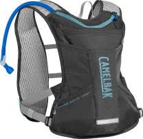 CamelBak Chase Women's Bike Hydration Vest - Engineered for Women - Faster Water Flow Rate - Front Harness Pockets - 3D Vent Mesh - Dual Adjustable Sternum Straps - 50 Ounce