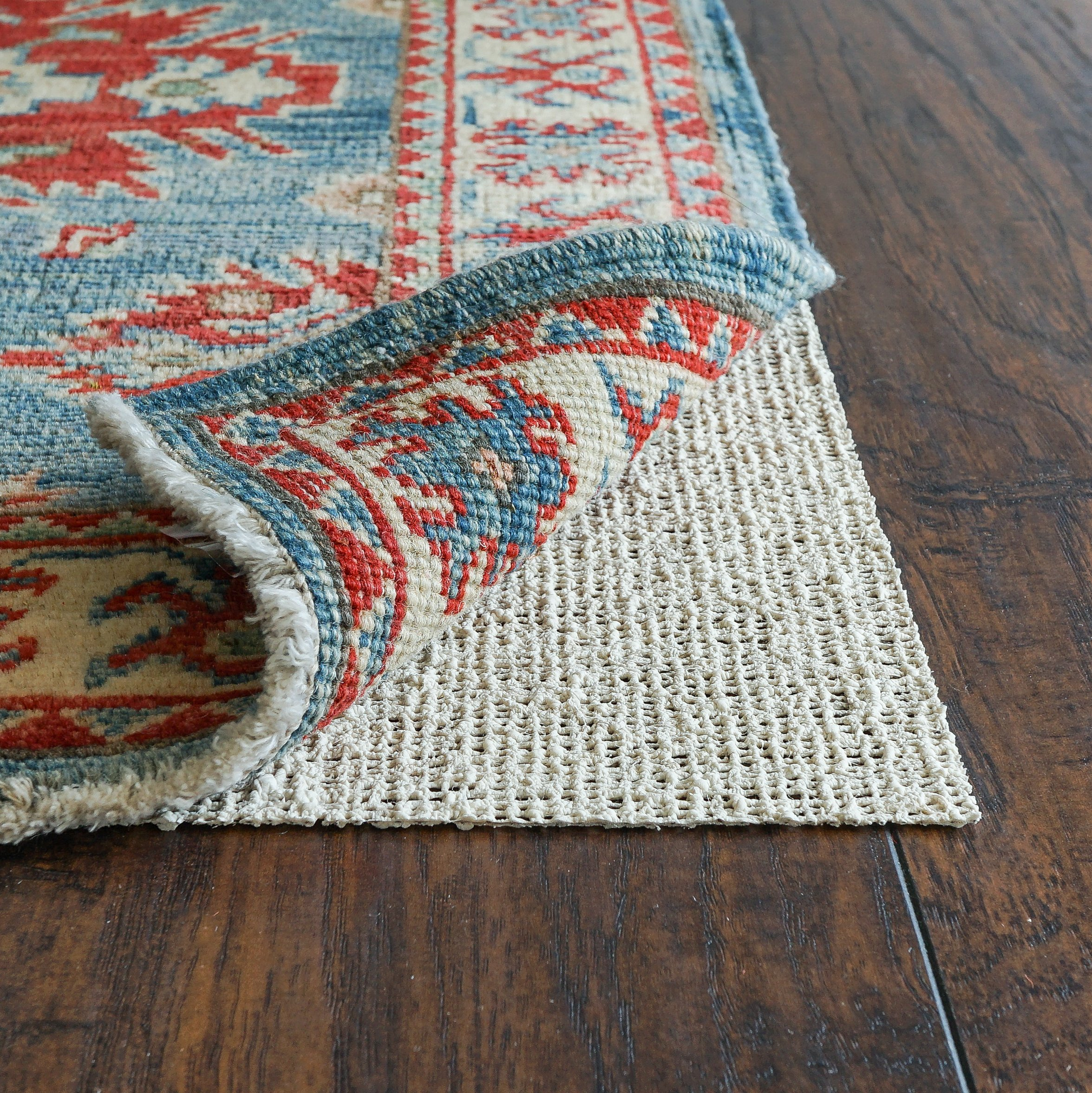 "RUGPADUSA, Nature's Grip, 2'x10', 1/16"" Thick, Rubber and Jute, Eco-Friendly Non-Slip Rug Pad, Safe for your Floors and your Family, Many Custom Sizes"
