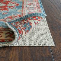 "RUGPADUSA, Nature's Grip, 6'x8', 1/16"" Thick, Rubber and Jute, Eco-Friendly Non-Slip Rug Pad, Safe for your Floors and your Family, Many Custom Sizes"