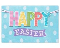 American Greetings Jumbo Easter Card (Happy Easter)