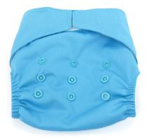 Dandelion Diapers Diaper Covers - Diaper Cover Shell with Hook and Loop- One Size - Compare to Grovia Shell - Sky