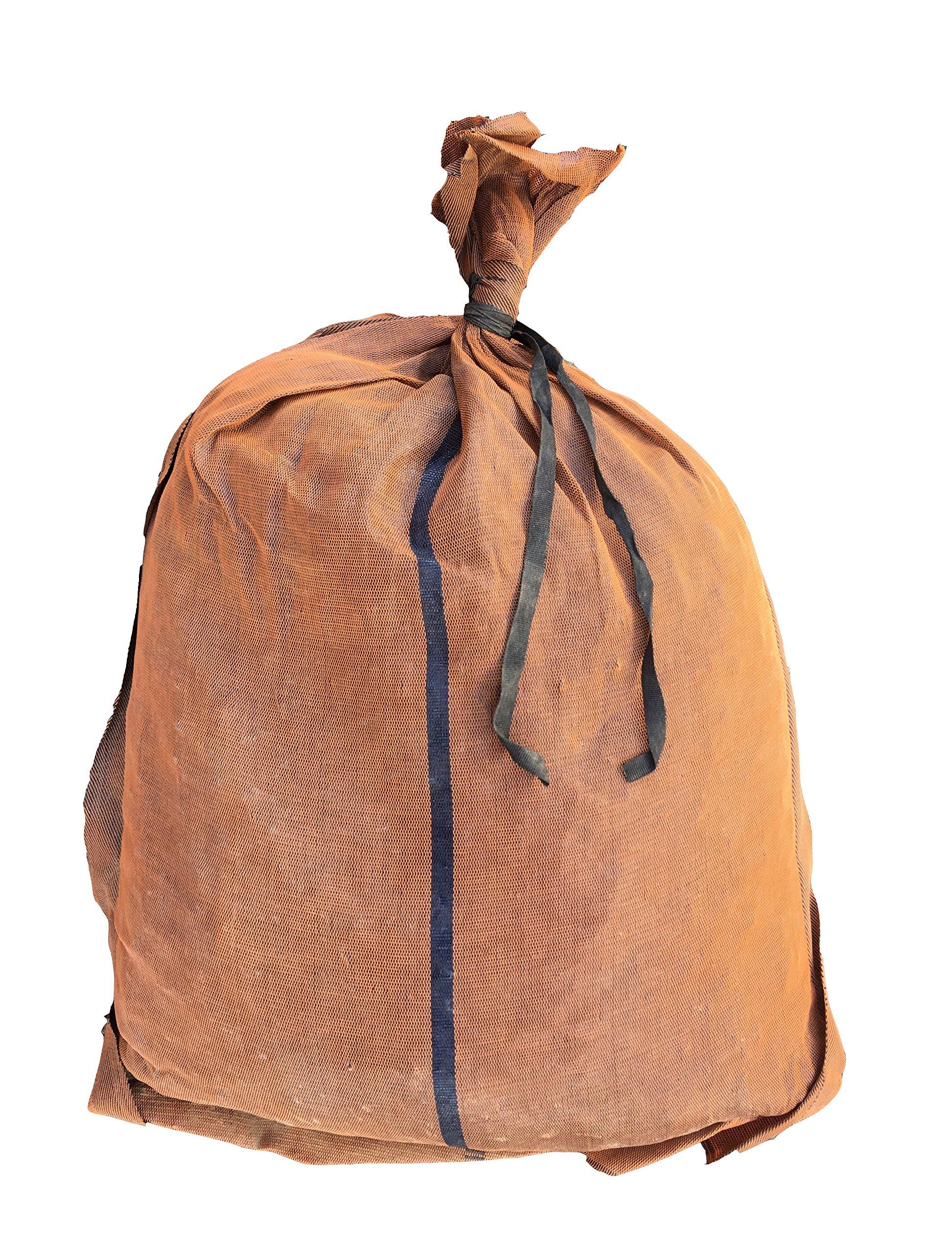 "Sandbaggy - 17"" x 27"" Long-Lasting Sandbags - Brown Color - Lasts 1-2 Yrs - Monofilament - Sandbags for Flooding - Sand Bag - Flood Water Barrier - Water Curb - Tent Sandbags - Store Bag (Pack of 500)"