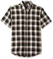 Pendleton Men's Short Sleeve Wool-lin Shirt