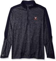 Ouray Sportswear NCAA Adult-Men Electrify 1/2 Zip Pullover