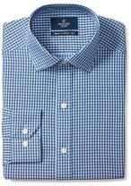 Amazon Brand - Buttoned Down Men's Tailored Fit Spread Collar Pattern Dress Shirt