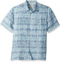 Quiksilver Men's Lunu Button Down Shirt