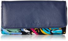 Vera Bradley Women's Signature Cotton Audrey Wallet with RFID Protection