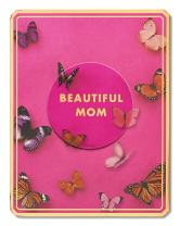 American Greetings Beautiful Mom Mother's Day Greeting Card with Foil