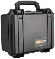 Pelican Products 1150-000-110Pelican 1150 Camera Case With Foam (Black)
