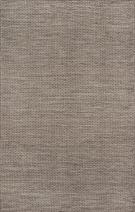 Momeni Rugs Mesa Collection, 100% Wool Hand Woven Flatweave Transitional Area Rug, 5' x 8', Natural Brown