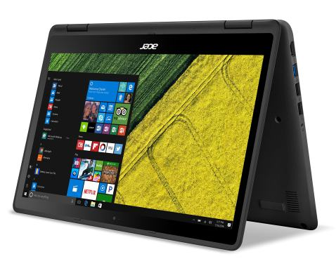 """Acer Spin 5, 13.3"""" Full HD Touch, Intel Core i5, 8GB DDR4, 256GB SSD, Windows 10, Convertible, SP513-51-55ZR"""