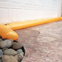 Best Sandbag Alternative - Hydrabarrier Ultra 24 Foot Length 6 Inch Height. - Water Diversion Tubes That are The Lightweight, Re-usable, and Eco-Friendly (1 Unit)
