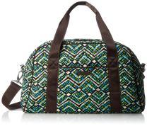 Vera Bradley Women's Signature Cotton Compact Sport Travel Bag