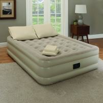 "Guestroom Survival Kit 18"" Inflatable Set, Twin, Taupe"