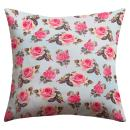 Deny Designs Allyson Johnson Pink Roses Outdoor Throw Pillow, 16 x 16