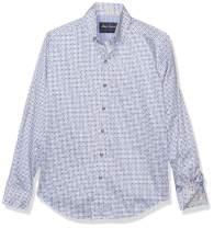 Robert Graham Men's Kaiden L/S Woven Shirt