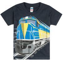 Shirts That Go Little Boys' DieselTrain T-Shirt