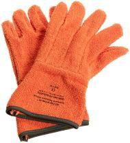 Bel-Art Clavies Heat Resistant Biohazard Autoclave/Oven Gloves; 5 in. Gauntlet (H13201-0000)