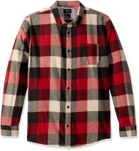 Quiksilver Men's Motherfly Flannel Woven Top