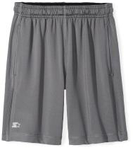 "Starter Boys' 8"" Stretch Training Short with Pockets, Amazon Exclusive"