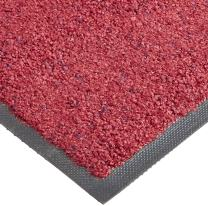 Tri-Grip Durable Rubber-Backed Nylon Carpeted Entry/Interior Mat 5' Length x 3' Width, Burgundy Berry by M+A Matting
