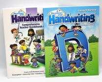 A Reason For Cursive Handwriting Workbook & Teacher Guidebook Level D, Grade 4 - Kids Writing Practice Books for 4th Graders & Beginners - Penmanship Workbooks for Homeschooling & Practicing