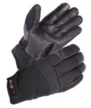 SKYDEER Men's Hi-Performance Winter Work Gloves with Premium Genuine Deerskin Leather and Warm 100g 3M Thinsulate Insulation (SD2251T/L)