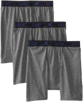 Hanes Ultimate Men's 3-Pack X-Temp Lightweight Performance Boxer Brief