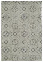 Kaleen Rugs Cozy Toes Collection CTC08-50 Green Machine Tufted Rug, 8' x 10'