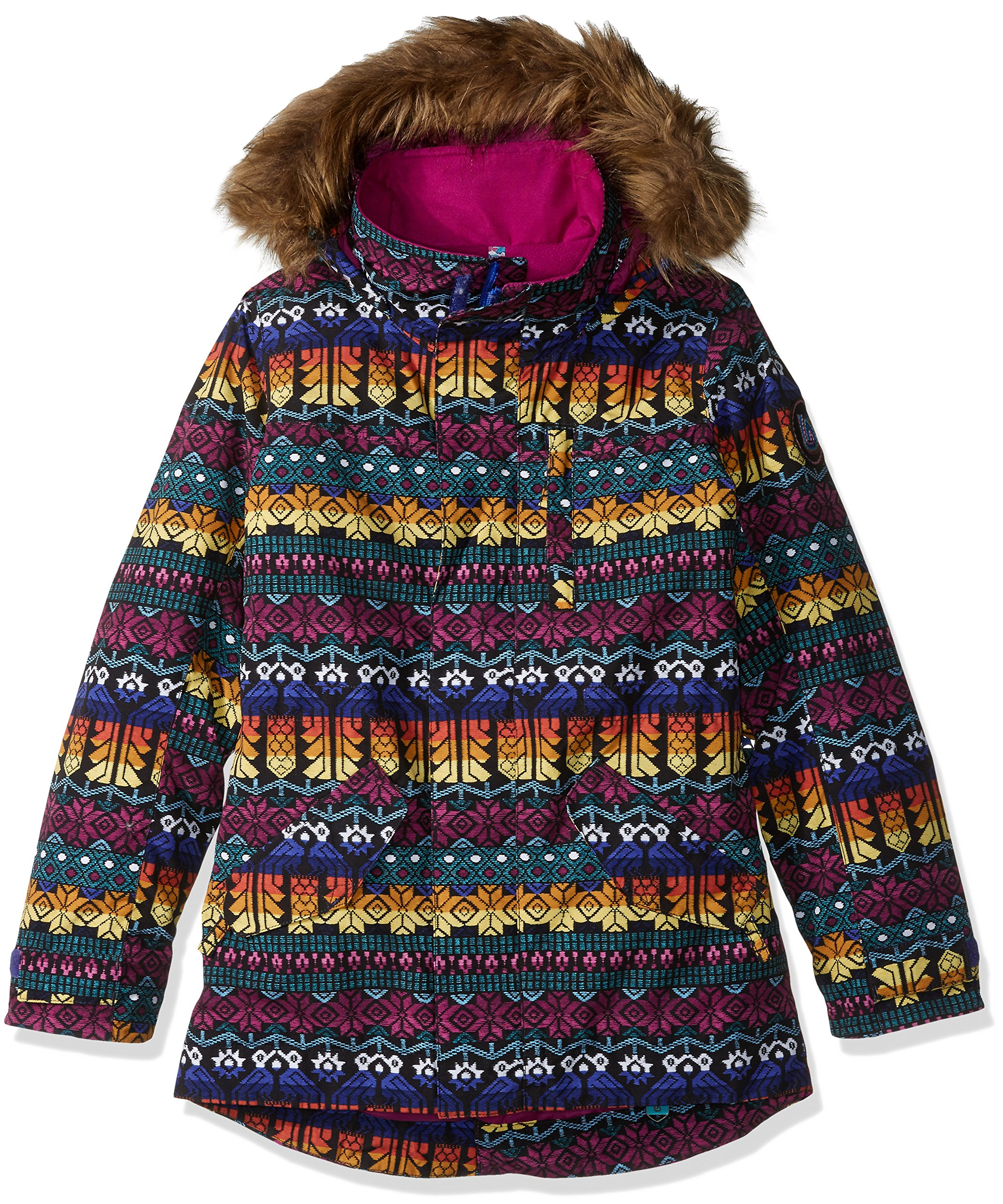 Burton Girls Aubrey Parka Ski/Snowboard Winter Jacket