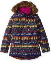 Burton Kids' Girls Aubrey Parka Jacket