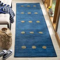 "Safavieh Area Rug, 2'3"" x 8', Blue"